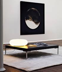 Designer Coffee Tables by Contemporary Coffee Table Plywood Cast Aluminum Rectangular