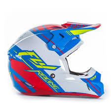 hustler motocross helmet fly kinetic pro trey canard replica helmet helmets dirt bike
