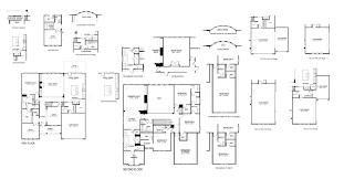 Dr Horton Floor Plans by Sonoma Cheswyck Georgia D R Horton