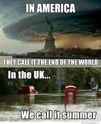 World Memes - america vs the uk hurricane sandy edition weknowmemes