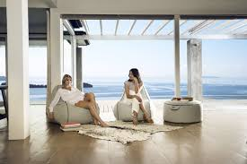 luxury designer bean bags for modern spaces u2013 lujo living