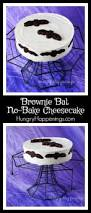 Bat Biscuits For Halloween by Halloween Cheesecake With Flying Bats Hungry Happenings