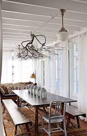tree branch chandelier 30 creative diy concepts for rustic tree branch chandeliers