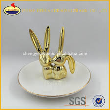 porcelain rabbit ring holder images List manufacturers of bunny ring holder buy bunny ring holder jpg