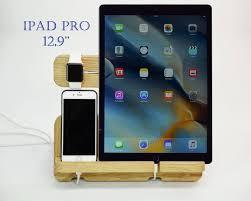 charging station 12 9 inch ipad pro apple watch docking