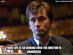 Unamused Black Girl Meme - your life is so boring even the doctor is unamused unamused