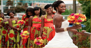 robe africaine mariage femme africaine en robe de mariée meilleure source d inspiration