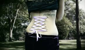 Back Corset Piercing Images 70 Corset Piercing Ideas For Sexiness
