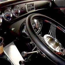 Steering Wheel Upholstery Als 1934 Ford Sedan Delivery Rod Interior Upholstery