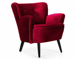 sessel modernes design kleines modernes design vom samt sessel zyklamenfarbe möbel