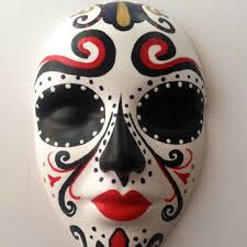 Day Of The Dead Home Decor Shop Mexican Day Of The Dead Decorations On Wanelo
