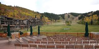 wedding venues in salt lake city snow park lodge at deer valley resort weddings
