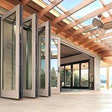 Bi Folding Glass Doors Exterior Folding Glass Exterior Doors Interior Exterior Doors Multi Sliding