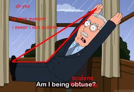 Scalene Triangle Meme - image 430243 ah the scalene triangle know your meme