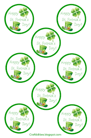 st patrick u0027s day tags free printable class teacher gift