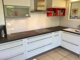 cuisine conforama blanche credence verre conforama avec conforama meuble de cuisine beau
