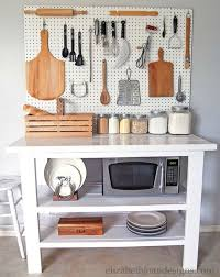Pegboard Ideas Kitchen 7 Clever Ways To Add Kitchen Storage Without Layout Changes