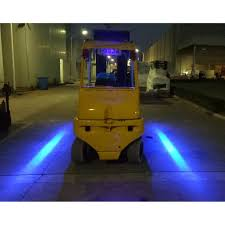 blue warning lights on forklifts rohs ip68 10 80v led forklift warning light 18w forklift blue light
