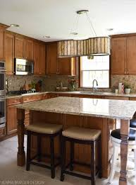 staining kitchen cabinets before and after best home decor
