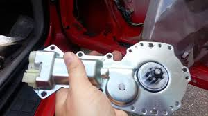 95 camaro window motor replacement youtube