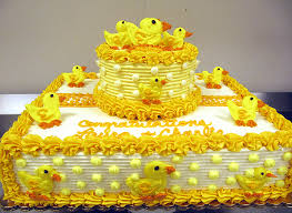 Rubber Ducky Baby Shower Decorations Rubber Ducky Baby Shower Cake By Tony