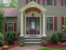 home entrance ideas warm lamp front home entrance ideas with white door can add the
