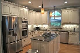 mixing kitchen cabinet styles and finishes ideas kitchens