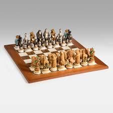 italian gold u0026 silver plated chess set hayneedle