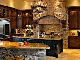 Rustic Home Interiors Old World Kitchen Ideas With Traditional Design Home Interior