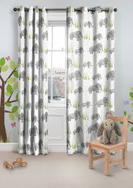 100 Curtains Carousel Elephants Children U0027s Curtains With A Lovely Elephant