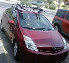 toyota prius bike rack toyota prius bike roof rack thule 400xt car rack with thule 594