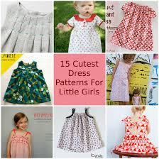 pattern dress baby girl 15 cutest free dress patterns for little girls so sew easy