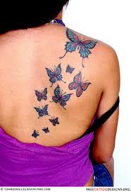 butterfly tattoos and designs page 575