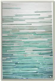 Misty Sea Glass Backsplash Tile Tiles  Home Decorating Ideas - Sea glass backsplash