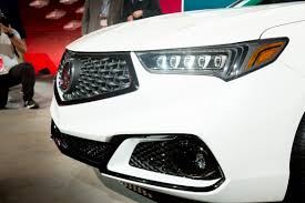 2018 acura tlx reviews and 2018 acura tlx review first impressions and photo gallery news