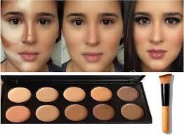 contouring makeup kit mugeek vidalondon