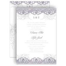 and white wedding invitations purple wedding invitations invitations by