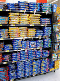 Walmart Map Oreo Cookie Aisle At Walmart Coralville 9 25 13 All This B U2026 Flickr