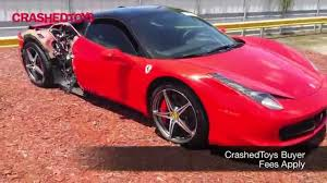 Ferrari 458 Coupe - 2012 ferrari 458 italia coupe lot 25108744 youtube