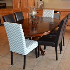 Leather Parson Dining Chairs Dining Kitchen Beautiful Parson Chairs For Your Dining Chair