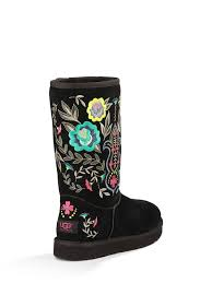 ugg womens julietta boots black ugg australia s juliette boot style 1005760