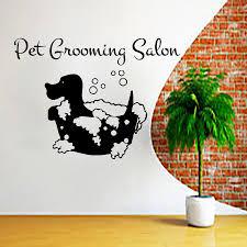 removable wall murals cheap removable wall murals cheap dctop pet grooming salon wall mural dog taking a bath bubbles