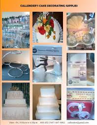 callenders cake decorating suppliers limited