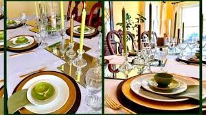 Spring Table Settings Spring Brunch St Patricks Day Easter Tablescape Table Setting