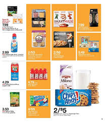 Weekly Deals In Stores Now Tar Weekly Ad