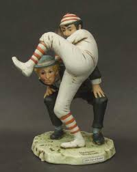 norman rockwell porcelain figurines