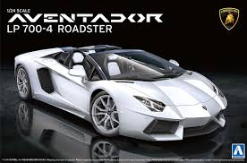 lamborghini aventador roadster lp700 4 amazon com 1 24 car series no 12 lamborghini aventador