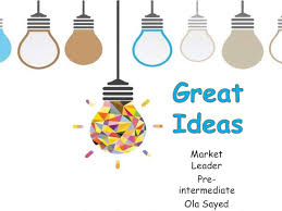 great ideas unit 4 market leader pre intermediate