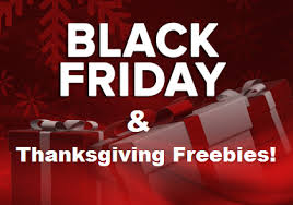 free stuff on thanksgiving and black friday 2017 hunt4freebies