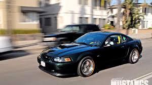 2001 Black Mustang Fastest Ford Mustangs Part 4 2001 Mustang Bullitt